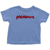 Fishtown Philadelphia Blue Toddler T-Shirt