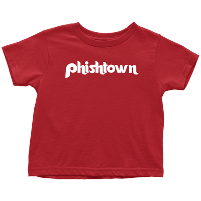 Phishtown Philadelphia Toddler Tee Shirt