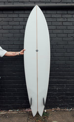 Mackie - Long Fish - 7'9