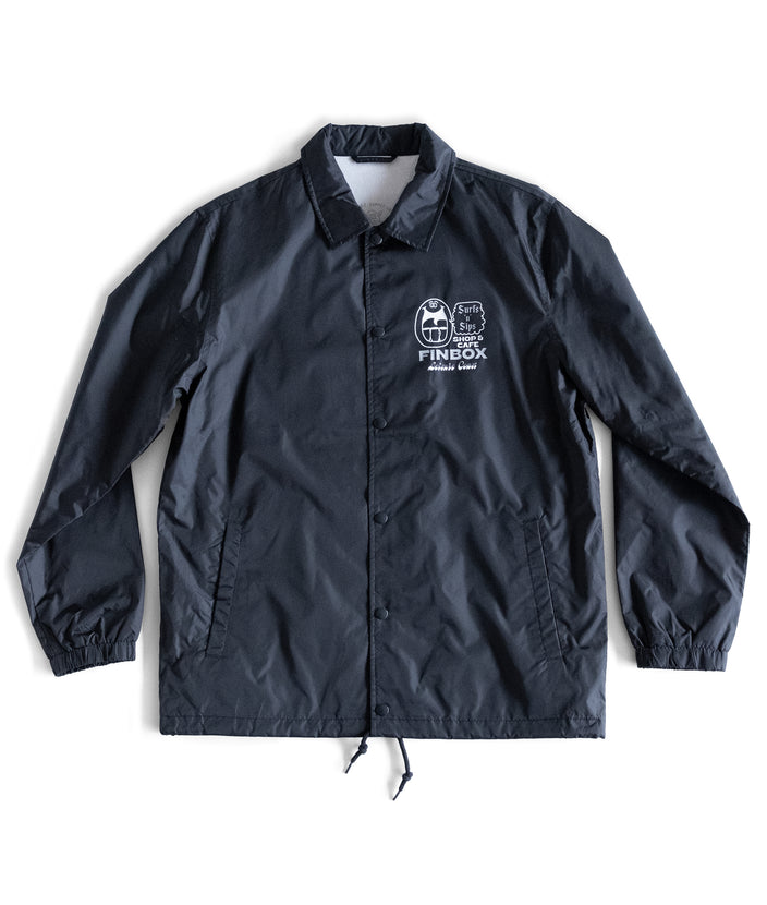 Surfs 'n' Sips Coach Jacket