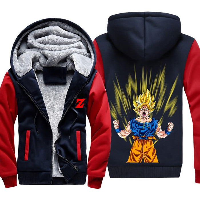 Dragon Ball Jacket Hoodie