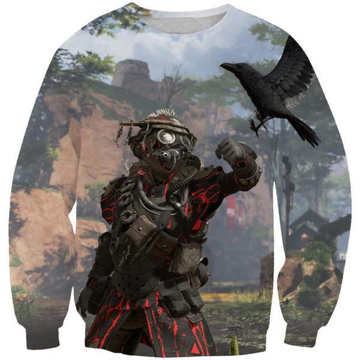 Apex Legends Battle Sweatshirt - Apex Legends Apparel