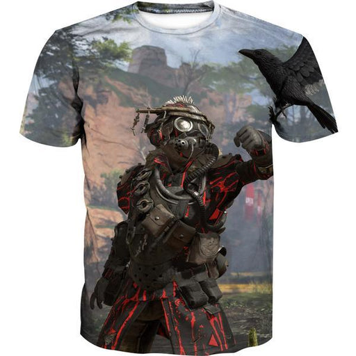 Apex Legends Battle T-Shirt - Apex Legends Apparel