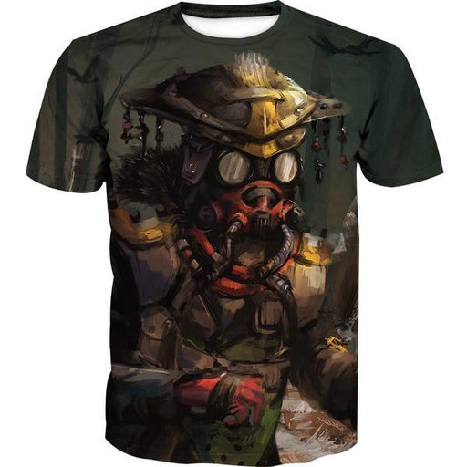 Bloodhound Apex Legends T-Shirt - Apex Legends Clothes