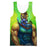 Caustic Apex Legends Tank Top - Apex Legends Clothes