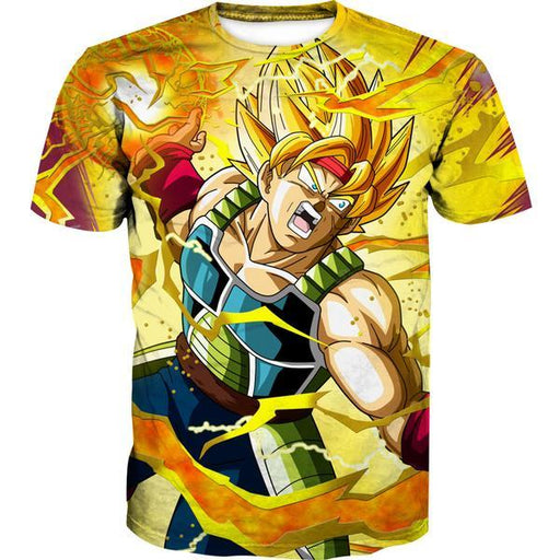 Dragon Ball Shirts - Super Saiyan Bardock T-Shirt