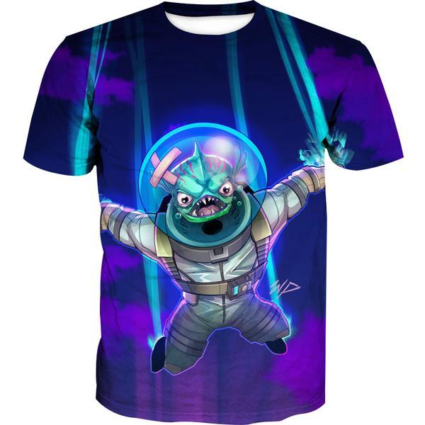 Fortnite Leviathan Skin T-Shirt - Fortnite Clothing and Shirts