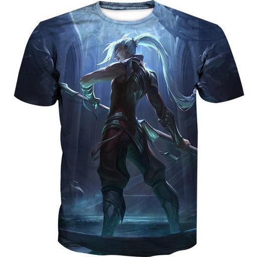 League of Legends Kayn T-Shirt - Kayn Clothes