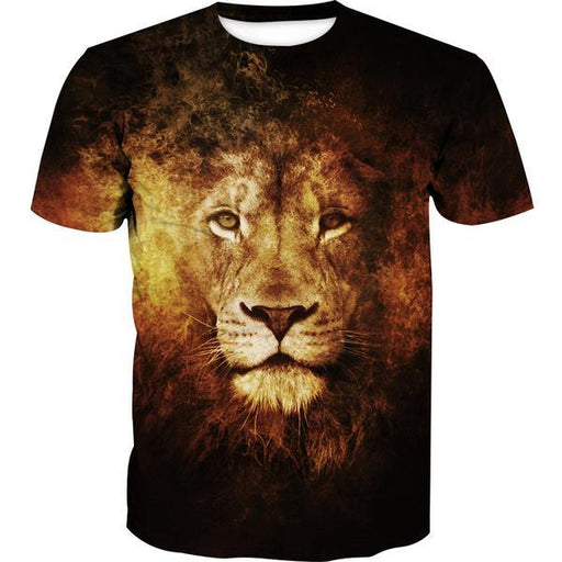 Lion T-Shirt - Epic Lion Clothes