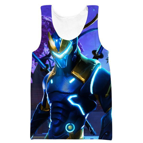 Oblivion Skin Tank Top - Fortnite Clothing and Gym Shirts