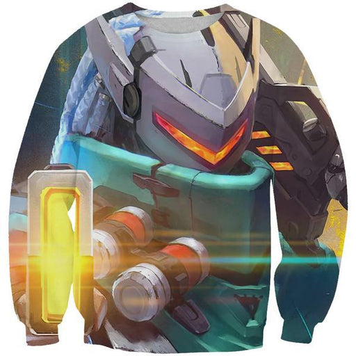 Project Lucian Skin Sweatshirt - Lucian League of Legends Clothes