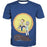 Rick and Morty Lion King T-Shirt - Funny Screaming Sun
