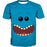 Rick and Morty Mr Meeseeks Face T-Shirt - Mr. Meeseeks Clothes