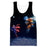Superman Vs Goku Tank Top - Dragon Ball x Superman Cross Clothes