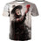 V for Vendetta T-Shirt - V Rose Clothes