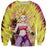 Super Saiyan Caulifla Sweatshirt - Dragon Ball Super Clothing
