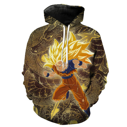 Dragon Ball Z Hoodies