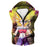Super Saiyan Caulifla Tank Top - Dragon Ball Super Clothing