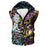 Rick and Morty hooded tank