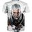 The Witcher Sweatshirt - Geralt Face Hoodie and Clothing