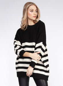 Striped and Ready Sweater