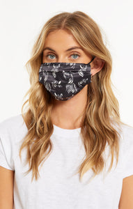 Satin Z Supply Face Masks