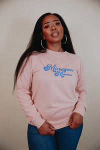 Michigan Mama Crewneck