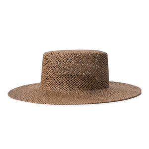 Whitney Hat Brown