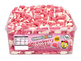 Sweetzone Strawberry Puffs 600 pcs (960g) - The Halal Food Shop