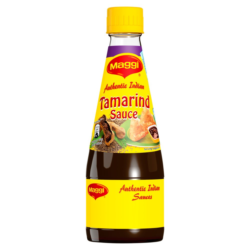 Maggi Authentic Indian Tamarind Sauce 425g - The Halal Food Shop