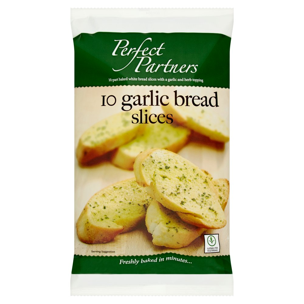 Perfect Partners Garlic Bread Slices 10pc (300g)