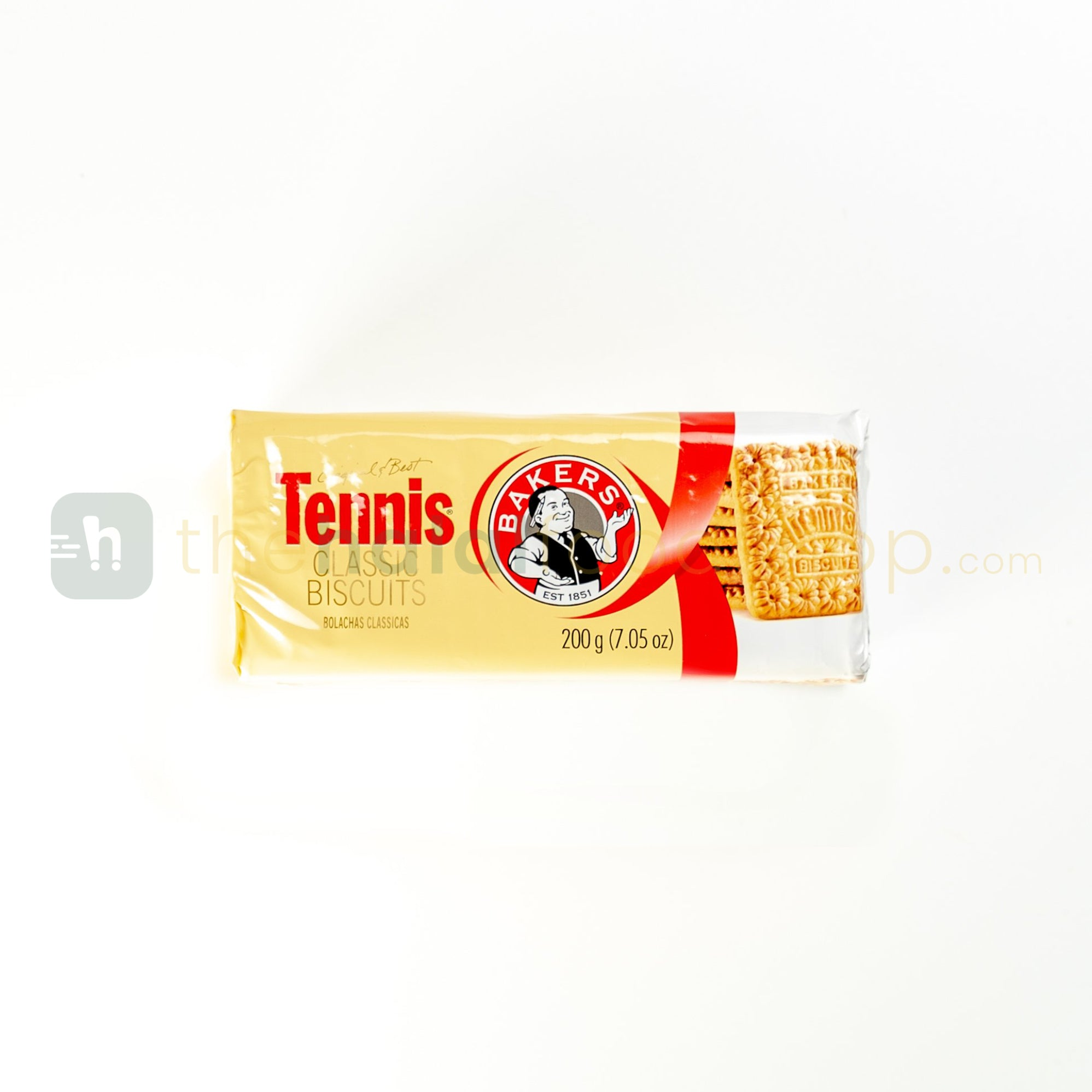 Bakers Original Tennis Classic Biscuits (200g)