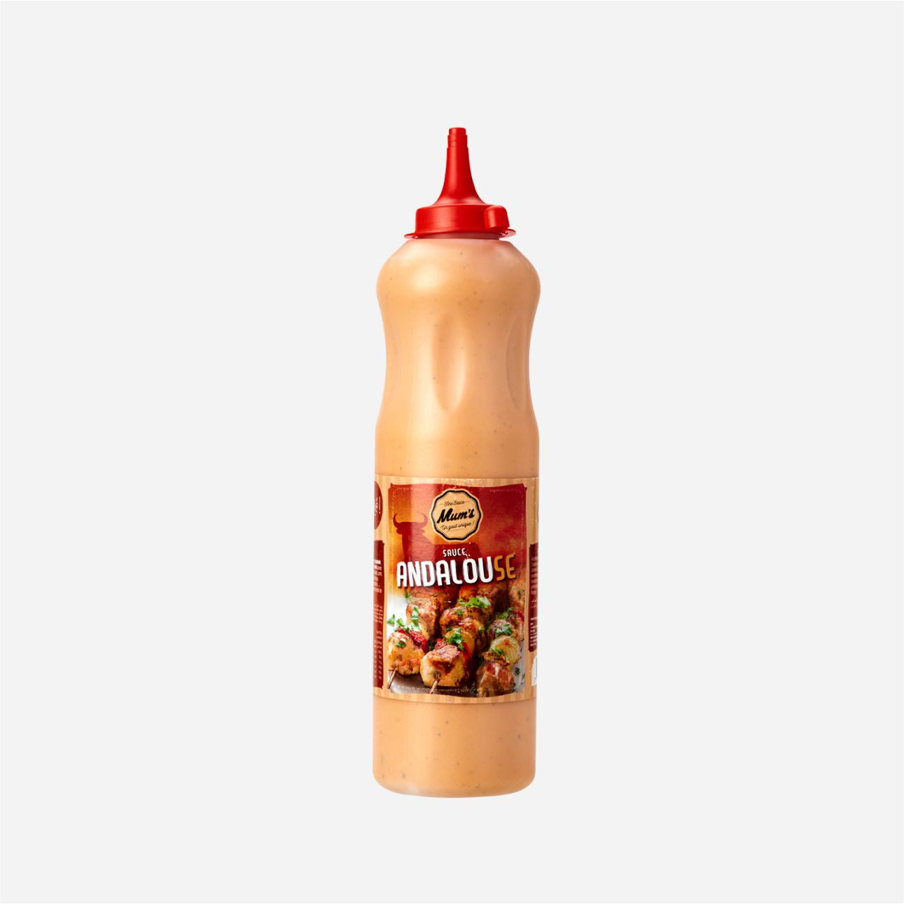 Mum's Sauce – Andalouse (950ml) - The Halal Food Shop