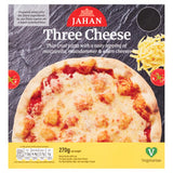 Jahan Triple Cheese Pizza (270g) - The Halal Food Shop
