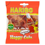 Haribo Halal Happy Cola Original (100g) - The Halal Food Shop