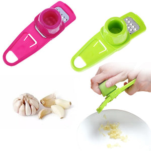 Garlic Grater Cutter Kitchen