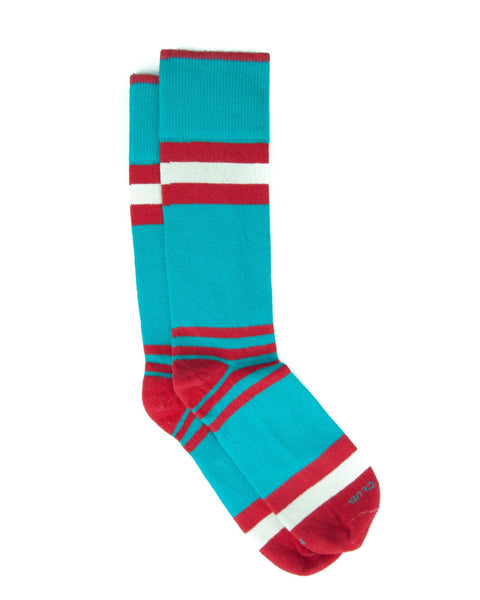 Sock - The Champ - Blue