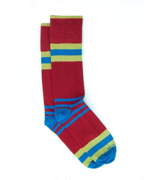 Sock - The Champ - Red