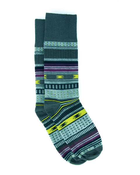Sock - The Homesteader - Charcoal