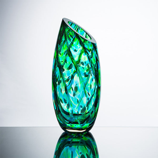 Step 2  Aria Series Wedding Vase (Purchase does not include color crystals)