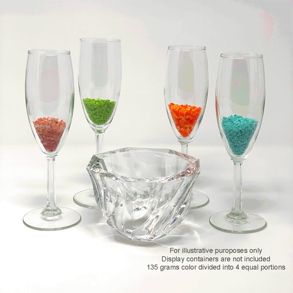 Unity in Glass Ornament Package (includes up to 4 colors)