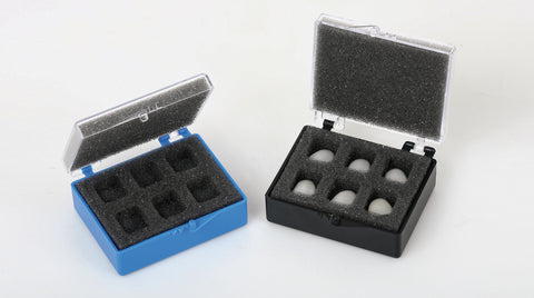 "2"" Rigid Boxes with V6 Foam Fillers"