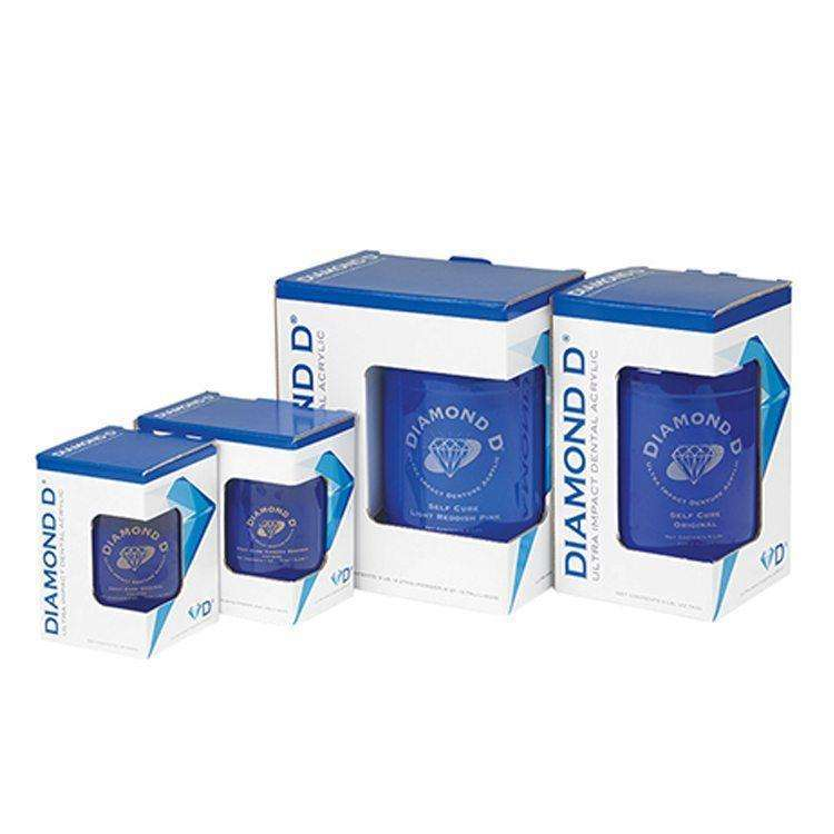 Diamond D® Self Cure Powder With Liquid