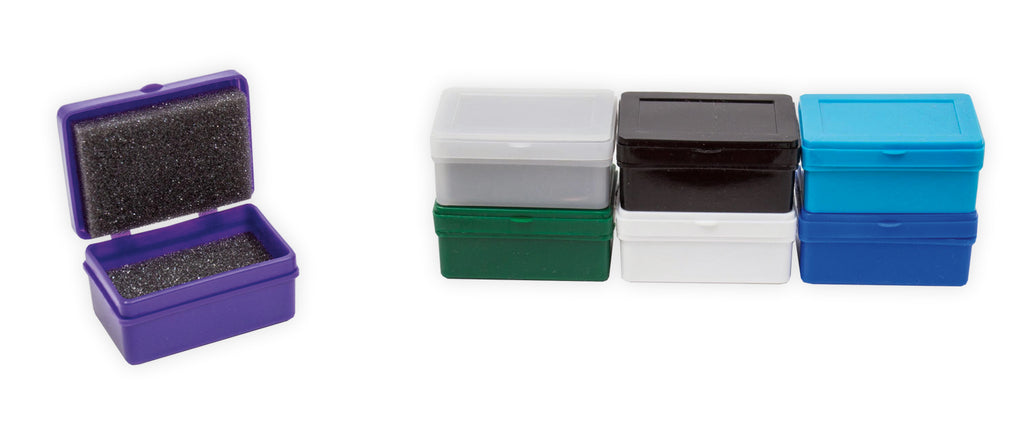 "2"" Flexible Crown & Bridge Boxes with Foam"