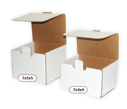 Lab Mailing Boxes