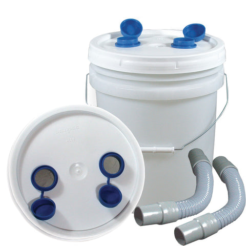 Disposable Complete Plaster Trap
