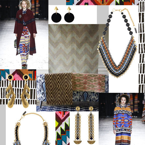 AZTEC Collection | Jewellery design inspiration