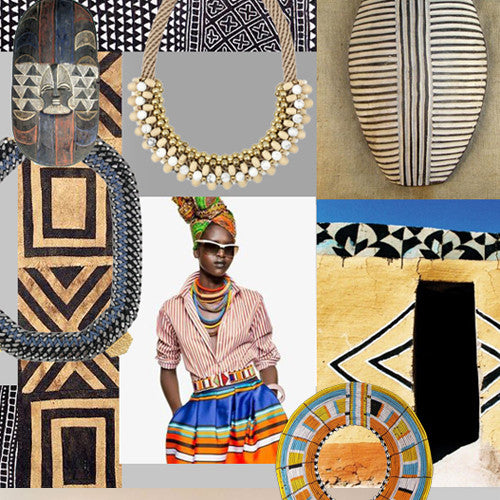 NAIROBI Collection | Jewellery design inspiration