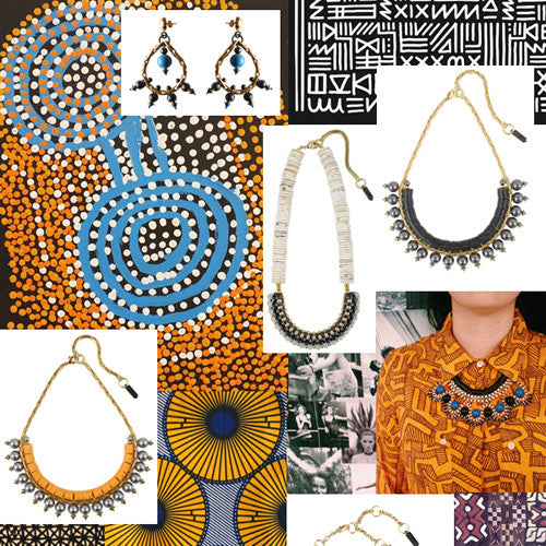 PATTERN LOVE | Jewellery design inspiration