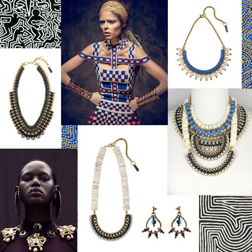 TRIBAL REMIX | Jewellery design inspiration